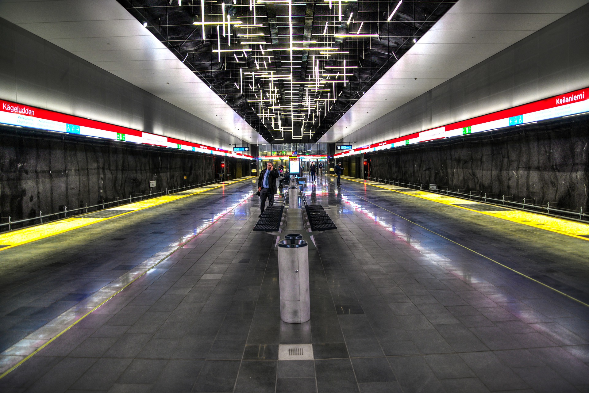 Metroasema Keilaniemi
